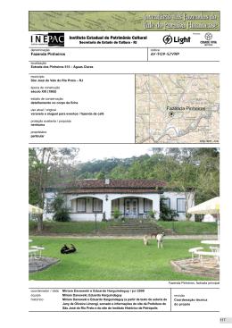 Fazenda Pinheiros AV-F09-SJVRP