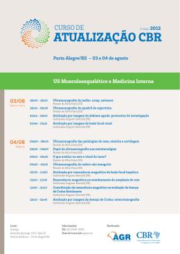 03/08 04/08 US Musculoesquelético e Medicina Interna
