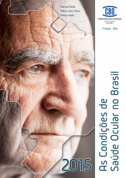 As Condições da Saúde Ocular no Brasil