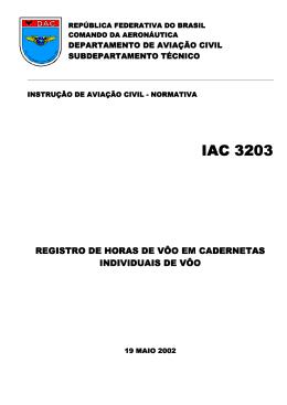 IAC 3203