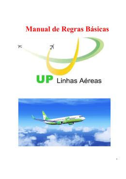 Regras UP Linhas Aereas - Up Linhas Aereas © 2014
