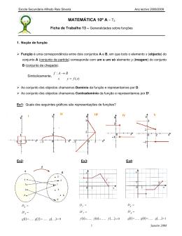 13 - Matemática na Escola e na Vida!