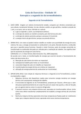Lista de Exercícios - Unidade 10