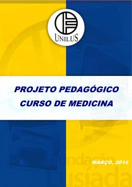 Projeto Pedagógico - Medicina