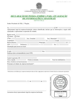 Clique aqui para baixar o formulário em formato PDF (Adobe)