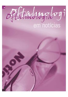 Oftalmologia em Notícias