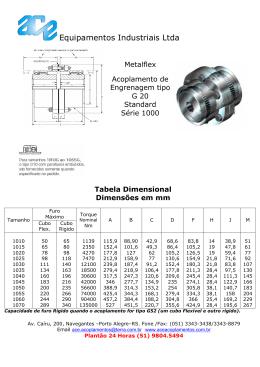 Equipamentos Industriais Ltda - ACE EQUIPAMENTOS INDUSTRIAIS