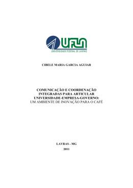 comunicação e coordenação integradas para articular