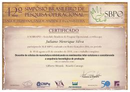 Juliano Henrique Silva