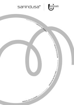 Manuais - Sanindusa