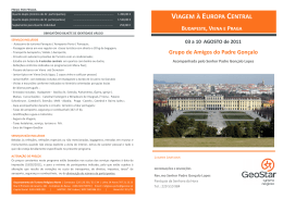Programa Europa Central LH 03 10 AGO