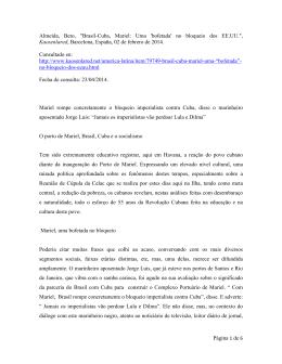 "Página 1 de 6 Almeida, Beto, ""Brasil"