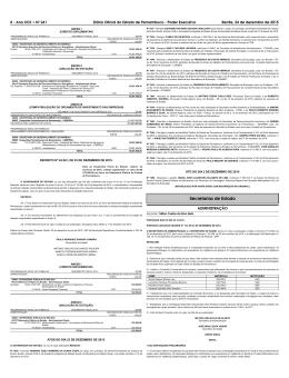 Edital Secretaria de Saúde seleção simplificada.