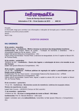 InformadXs nº 30
