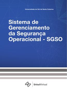 Sistema de Gerenciamento da Segurança Operacional