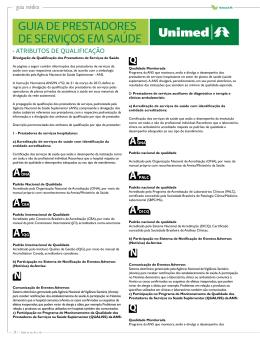 Guia Médico Unimed.