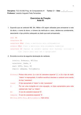 soluções - Instituto de Computação