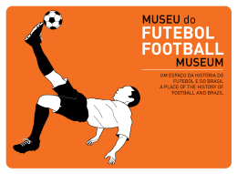 muSeu do futeBol footBall muSeum
