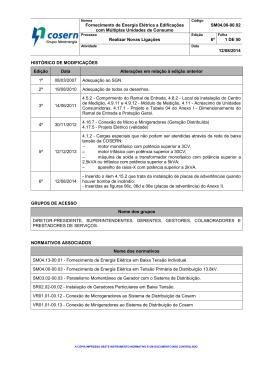 SM04.00-00.02 - Fornecimento de Energia Elétrica a Edificações