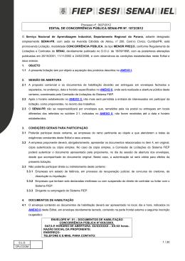 CP 1072_12 - Aquisição de equipamentos laboratoriais