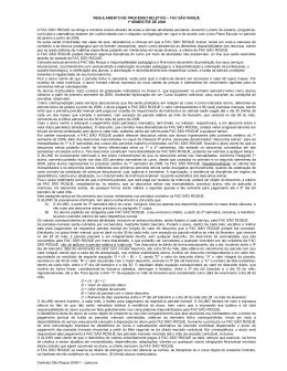 Contrato São Roque 20081 calouros