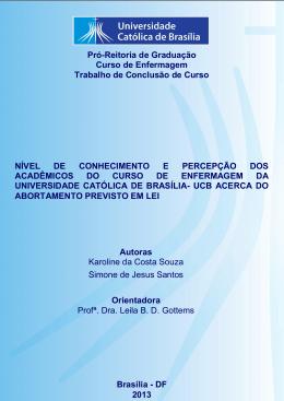 Karoline da Costa Souza e Simone de Jesus Santos
