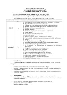 Anexo II Edital 252 de Breves - Ceps