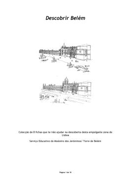 Descobrir Belém - Mosteiro dos Jerónimos