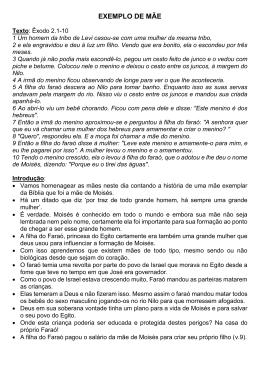 EXEMPLO DE MÃE - PIB Valentina