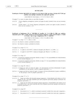 L 164/36 Jornal Oficial da União Europeia 26.6.2007