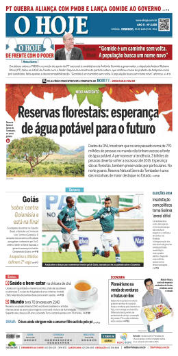 k - Jornal O Hoje