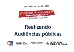 (Microsoft PowerPoint - 4\252 Oficina Audiencia Publica apresenta