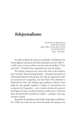 primeiro capítulo - Editora Contexto