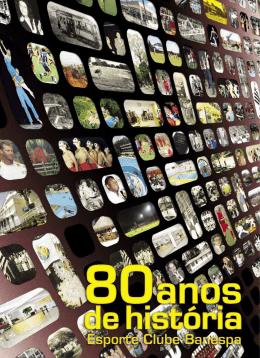 Livro Histórico - Esporte Clube Banespa