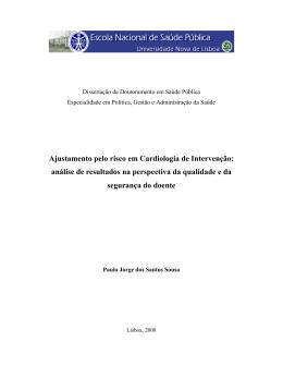 Tese de Doutoramento - Paulo Jorge dos Santos Sousa