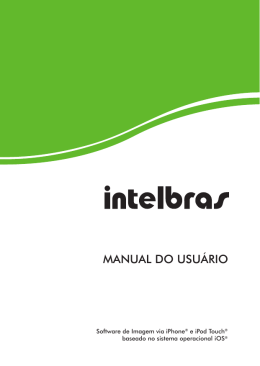 Intelbras Isic 4 para Ios, Iphone e Ipod