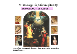 IV Domingo do Advento (Ano B)