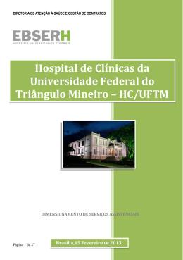 Hospital de Clínicas da Universidade Federal do Triângulo