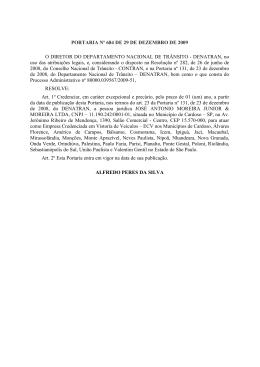 PORTARIA Nº 684- JOSÉ ANTONIO MOREIRA JUNIOR