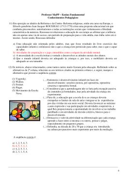 4 Professor MaPP – Ensino Fundamental