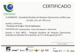Aroldo Jose de Oliveira
