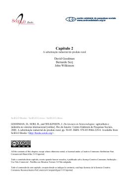 Capítulo 2 - SciELO Livros