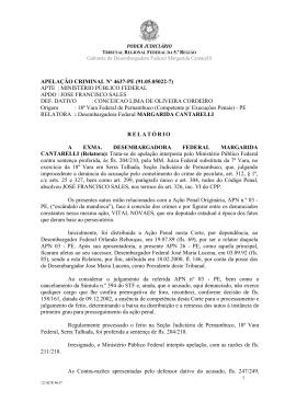 apelação criminal nº 4637-pe (91.05.05022-7)