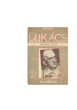 Georg Lukács: um guerreiro sem repouso