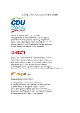 Candidatos Câmara Municipal.rtf