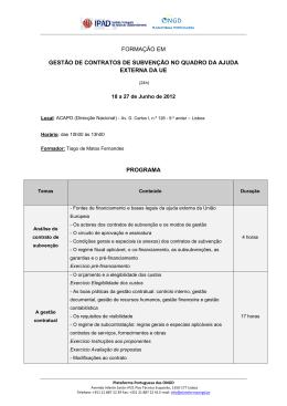Programa Formao _Gesto Contratos Subv UE_Jun12_FINAL