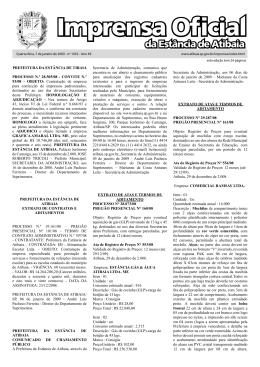 Edição 1032 de 7 de Janeiro de 2009