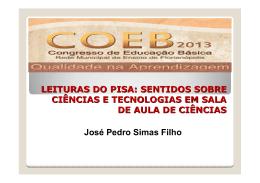 Joao Pedro Simas Filho - Prefeitura Municipal de Florianópolis