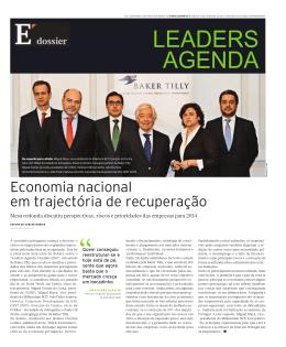 Leaders Agenda - A F. Castelo Branco & Associados, Sociedade de