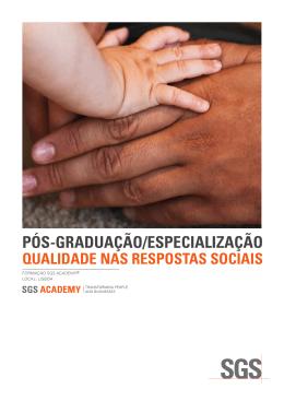 PÓS-GRADUAÇÃO/ESPECIALIZAÇÃO